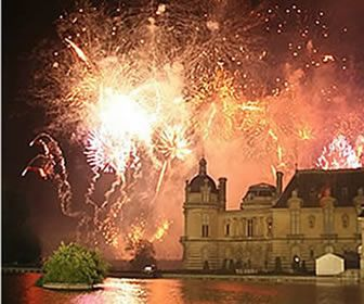 Feux de Chantilly